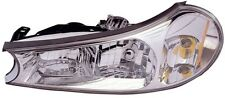 F3540} 1998-2000 Ford Contour New Left/Driver Side Headlight Assembly