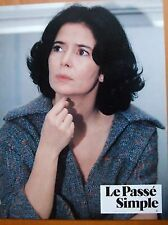 MARIE JOSE NAT LOBBY CARD LE PASSE SIMPLE