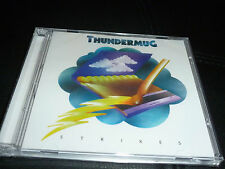 CD.THUNDERMUG. STRIKES. SUPER HEAVY CANADIEN 1972.STYLE GRAND FUNK LED ZEPP.REMA