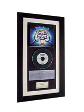 MOTORHEAD Overkill CLASSIC CD GALLERY QUALITY FRAMED+EXPRESS GLOBAL SHIPPING