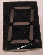 6 Stück DIS1306 -  1 Digit - LED 7-Segment Anzeige 0,5 Inch ROT