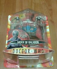 Doctor Who Wave 1 MOXX Of BALHOON 2006 Action Figure (NIP) Poseable New!