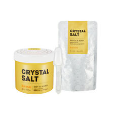 [MISSHA] Crystal Salt Body Oil Scrub mango Scrub 365g+Oil 135g - Korea Cosmetics