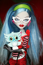 Monster High Barbie Puppe Ghoulia Yelps 1. Serie basic wave doll complete top