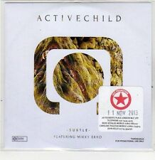 (ER433) Active Child, Subtle - 2013 DJ CD