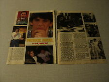 A024 PATRICK BRUEL 1985' FRENCH CLIPPING