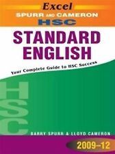 Excel HSC Standard English By Cameron & Spurr (2009-2012 Study Guide)