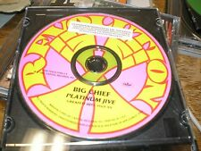 BIG CHIEF - Platinum Jive CD The Necros Laughing Hyenas promo no artwork