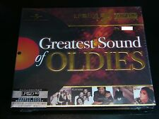 Greatest Sound of Oldies LPCD45II Audiophile CD NEW Limited Numbered