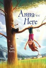 Anna Was Here-ExLibrary