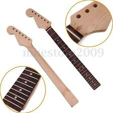 Maple Wood Rosewood Electric Guitar Neck For JB Parts Replacement 23 Fret New