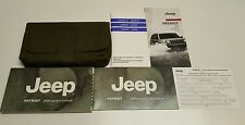2009 JEEP PATRIOT OWNER USER GUIDE OPERATORS SPORT LIMITED V4 2.0L 2.4L AWD 2WD