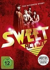 SWEET - ACTION! THE ULTIMATE SWEET STORY (DVD ACTION-PACK) 3 DVD NEW+