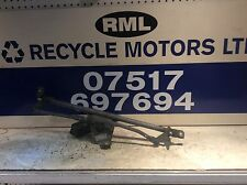 Vw Volkswagen Polo 2001 Front Wiper Motor And Linkage