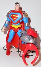 SUPERMAN animated series CAPTURE CLAW complete kenner hasbro toys dc universe