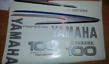 Adesivi motore marino fuoribordo Yamaha 100 hp oppure 115 hp scegli! CORRIERE24H