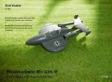 Messerschmitt Me 328 m. Ausziehflächen 1/72 Bird Models Resinbausatz / resin kit