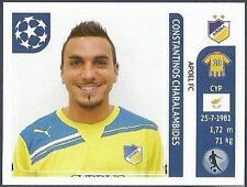 PANINI UEFA CHAMPIONS LEAGUE 2011-12- #475-APOEL-CONSTANTINOS CHARALAMBIDES