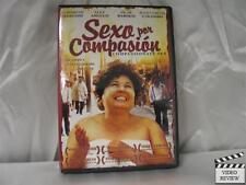 Sexo por Compasión (DVD, 2005)