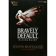 BRAVELY DEFAULT Flying Fairy Master Brave guide book / 3DS