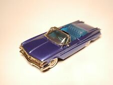 Edsel Ranger Convertible 1960 in blau blue metallic, Brooklin Models #75 1:43!