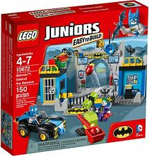 Lego 10672 Batman: Defend the Batcave (New) Juniors 2 Exclusive figures Retired
