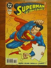 SUPERMAN IN ACTION COMICS #745 Prankster Stuart Immonen Anthony Williams Art NM