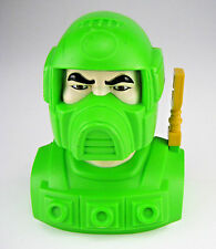 Vtg Centurions Max Ray Bank, Ruby-Spears/Kenner 1986 RARE Toy TV Action Cartoon