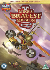 MIKE THE KNIGHT - MIKES BRAVEST MISSION (TENTPOLE) - DVD - REGION 2 UK