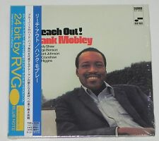 HANK MOBLEY / Reach Out!  JAPAN Mini LP CD w/OBI  TOCJ-9592