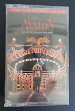 AVALON Movie Soundtrack NEW Music Cassette SEALED Randy Newman FREE SHIPPING