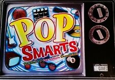 POP SMARTS THE GAME OF POP CULTURE 2001 NEW SEALED FREE SHIP & TRACK CONT US