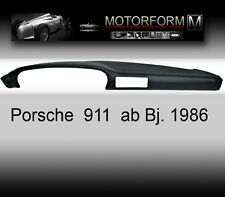 PORSCHE 911 930 1986-89 Armaturenbrett-Cover Abdeckung dashboard dash cover NEU