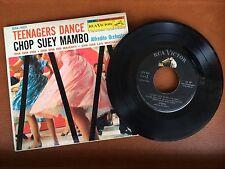 Rare Chop Suey Mambo Alfredito Orchestra EP 45 Latin Jazz Cha Cha Cha w/Sleeve