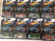2016 Hot Wheels HAPPY HALLOWEEN Set of All 8 EIGHT Cars Kroger Exclusive