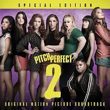 PITCH PERFECT 2 OST (SPECIAL EDITION) - NEW CD ALBUM
