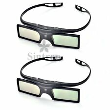 [Sintron] 2X 3D Active Glasses 96hz-144hz For All DLP-Link Optoma 3D Projectors