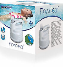 Bestway Pool Drain Pump - Grey, 800 Gallons