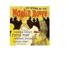 The Stars of Moulin Rouge CHARLES TRENET EDITH PIAF GEORGES TABET REDA CAIRE