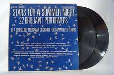Vintage Stars For A Summer Night Compilation Album Vinyl LP tthc