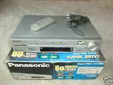 Panasonic NV-HS825 S-VHS ET Videorecorder in OVP, inkl. FB, 2 Jahre Garantie