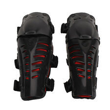 New One Pair of Adult Body Motorcycle Armour Knee Protection Pads Knee Shin #718