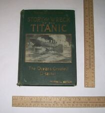 STORY Of The WRECK Of The TITANIC - The Ocean's Greatest Disaster - MEMORIAL ED