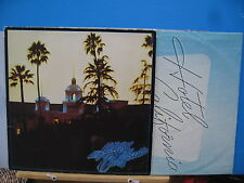 The Eagles -Hotel California -g/fold with poster/inner -Free UK Post