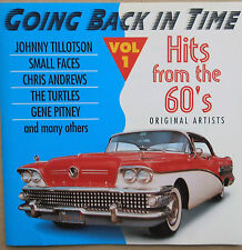 Going back in Time - Hits from the 60's - Vol. 1 - CD