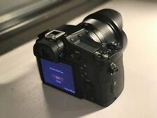 Sony Cyber-shot DSC-RX10 20.2 MP Digital Camera - Black