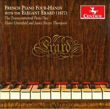 French Piano Four Hands With Elegant Erard, New Music