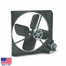 "EXHAUST FAN Commercial - Belt Drive - 48"" - 115V - 1/2 Hp - 1 Speed - 17,100 CFM"