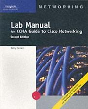 CCNA Guide to Cisco Networking by Kelly Cannon (2002, Paperback, Lab Manual)