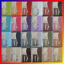 Sheer Voile Window Curtains: Single Panel, Pair, Grommet Panel OR Swag Scarf